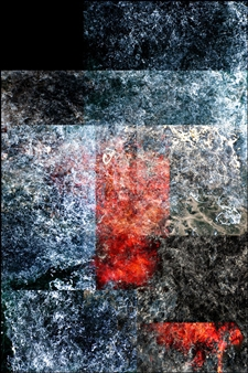 Paciel González - Zona Cálida 3274 Digital Print and Acrylic on Canvas, Prints