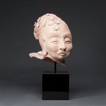 Susan Kadish - 4304 Stoneware, Sculpture