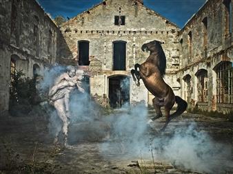 Joel Bardeau - Kalinka-II Photograph on Fine Art Paper, Photography