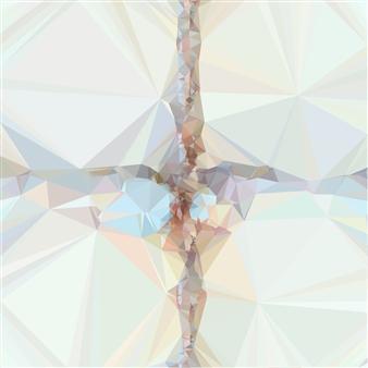 Alex Osborne - Hammertime 3D Archival Digital Print on Panel, Digital Art