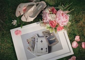 Hanan Levi - No Oone's Bride Digital Assemblage on Fine Art Paper, Photography