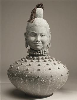 Susan Kadish - 7150 Stoneware, Sculpture