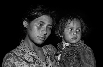Ada Luisa Trillo - Laura and Her Daughter Archival Pigment Print, Photography