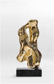 Şebnem Keçeli - Nature 1 Bronze, Sculpture