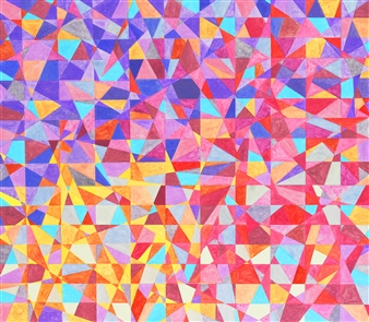 Alan Lacke Cairo - Insta Acrylic on Canvas, Paintings