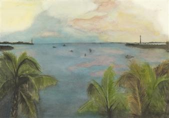 Nancy Holleran - Key Largo, Florida Sunrise Giclee Print, Prints