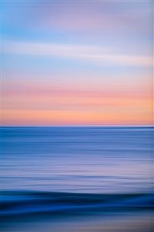 Renzo Sanchez-Silva - December Sunset Metal Print, Photography