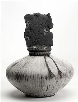 Susan Kadish - 4916 Stoneware, Sculpture