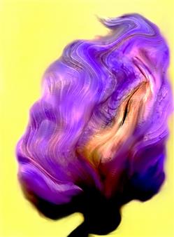 Rina Lazar - Lilac Flower Archival Digital Print, Plexiglass Mount, Prints