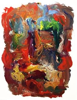 Susan Marx - Fall Acrylic on Canvas, Paintings