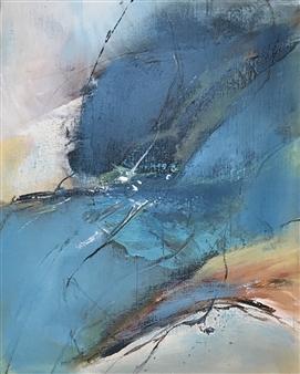 Katja Yoon - Pleasure Acrylic on Canvas, Paintings