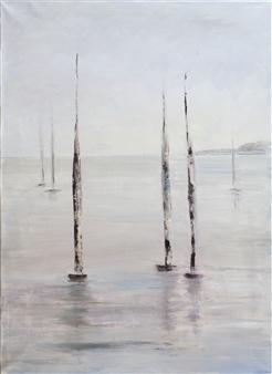 Arttiana - Morning Oil on Canvas, Paintings