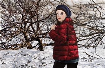 Christo Anto Francis - Winter Digital Painting on Aluminum, Digital Art