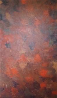 Carol Kavish - Transitions Acrylic on Canvas, Paintings