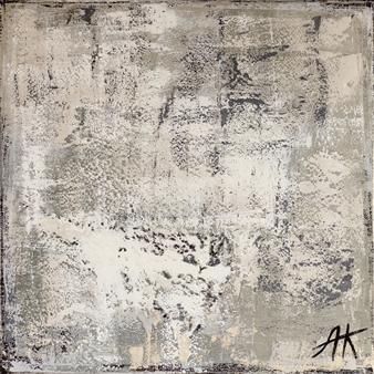 Nelya-Naki - Escape Oil on Canvas, Paintings