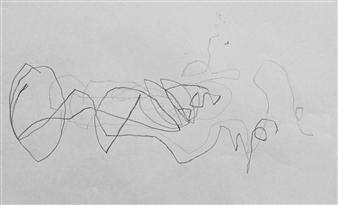 Marek Wasylewicz - VvA-B Pencil on Paper, Drawings