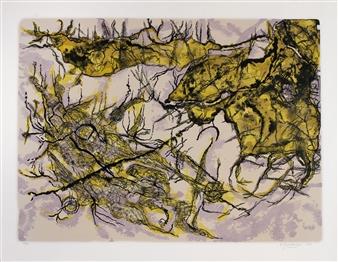 Marcela García Henríquez - Argentina Lithograph, Prints
