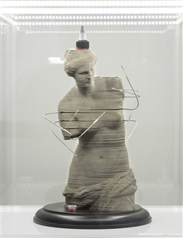Gabriele Pellerone - Venus Mixed Media, Sculpture