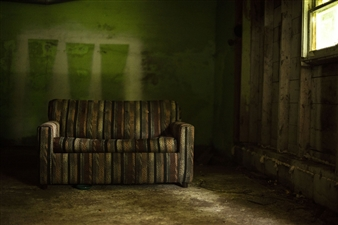 Ana Leal - The Sofa Photograph on Hahnemühle Paper, Photography