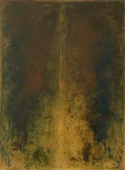 Taikyu Lim - Middle Way II Oil on Canvas, Paintings