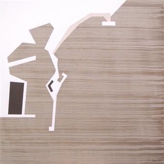 Marcos Joven - Málaga I Acrylic on Canvas, Paintings