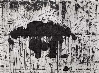 Kim Hinkson - The Meltdown Acrylic on Canvas, Paintings