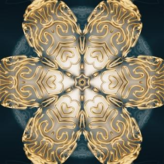 Hanan Levi - Heart of the House Digital Print on Canvas, Digital Art