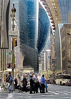 Shifra Levyathan - Future Cityscape 09 Digital C-Print