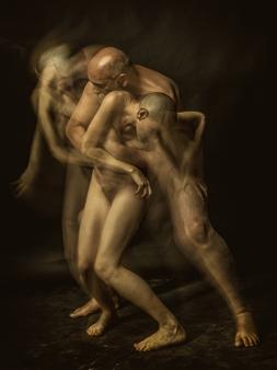 Joel Bardeau - Ares & Aphrodite-VIII Photograph on Fine Art Paper, Photography
