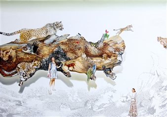 Renuka Sondhi Gulati - The Living Ark-2 Giclee Print, Prints