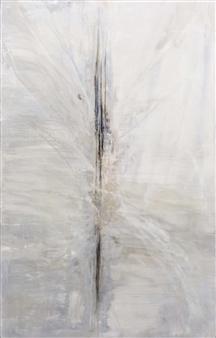 Graciela Garza - Between 2 Acrylic on Canvas, Paintings