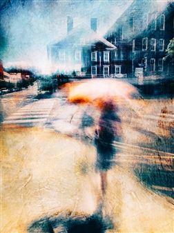 Evan William Plunkett - Umbrella #6 Archival Pigment Print, Photography