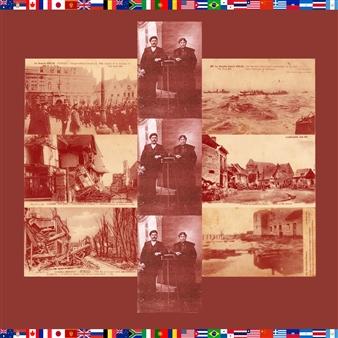 Wallace - War Scenes (Belgium) n°2 Photographic Print on Fine Art Paper, Prints
