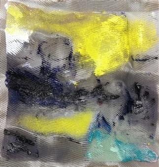 Vuce - Veritas Oil on Metal, Paintings