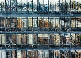 Shifra Levyathan - City Density 18 Digital C-Print, Photography