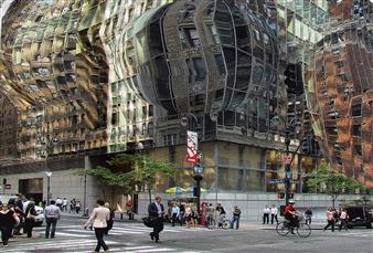 Shifra Levyathan - Future Cityscape 12 Digital C-Print