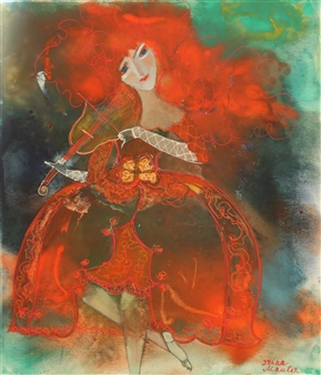 Irina Mauler - 10 Giclee, Prints