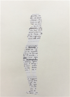 Nick Bautista - Untitled, Ghosts 3 Archival Pigment Print, Prints