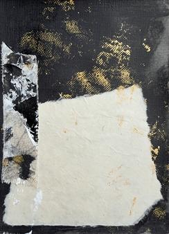 Merritt Spangler - Subtle Undoing No.14 Acrylic on Paper, Paintings