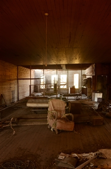 Susan Whitfield - Abandoned Archival Pigment Print, Photography