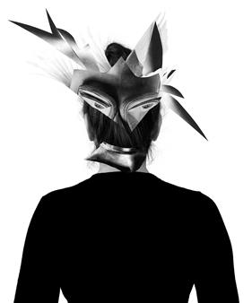 Shokoufeh Malekkiani - The Legend of the Phoenix #7 Photograph on Canson ® Infinity PrintMaKing Rag, Photography