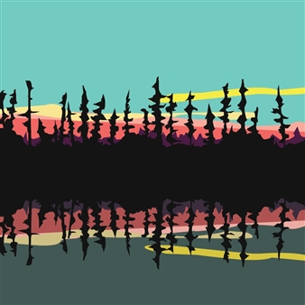 Phil Leith-Tetrault - The James Bay Wilderness Digital Print on Paper, Prints