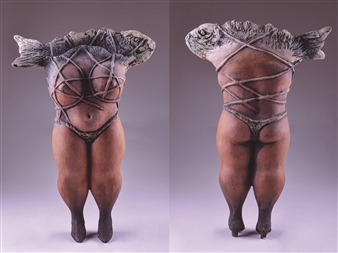 Martha Jimenez - Untitled Terra Cotta, Sculpture