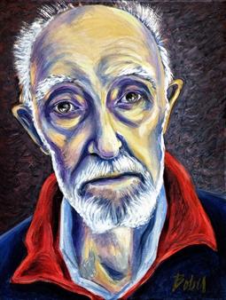Clara de Bobes - José Luis Oil on Canvas, Paintings