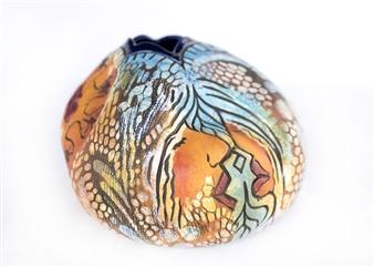 Nora Pineda - Women in Rhythm Ceramic, Sculpture