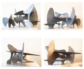 Joanne Syrop - To Soar Steel, Sculpture