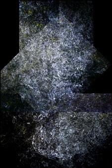 Paciel González - Pirámide Lunar 1079 Digital Print and Acrylic on Canvas, Prints