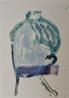 Melanie Young - Silent Monoprint, Prints