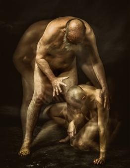 Joel Bardeau - Ares & Aphrodite - II Photograph on Fine Art Paper, Photography