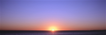 Donald Woodman - LA Sunset 2 Photograph on Fine Art Paper, Photography